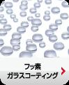フッ素ガラスコーティング