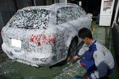 タイヤ・ホイール洗い