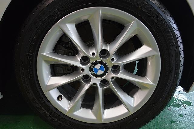 BMWホイールコーティング