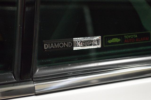 ダイヤモンドキーパーステッカー