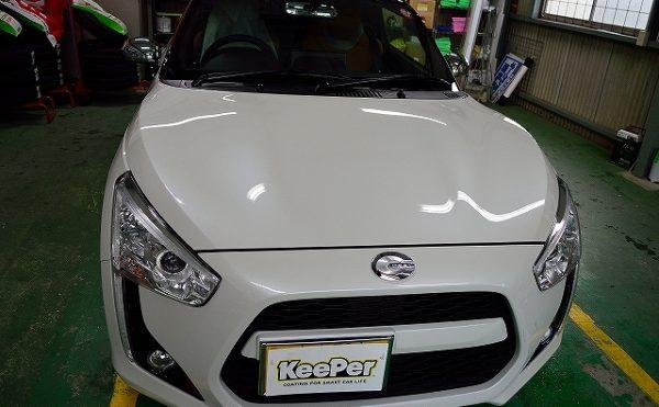 新車コペン・クリスタルキーパー