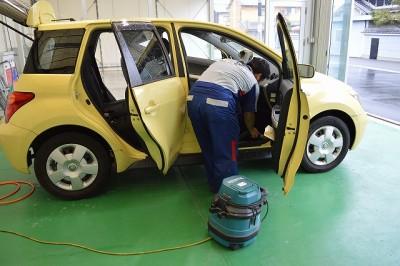 車内清掃プレミアム