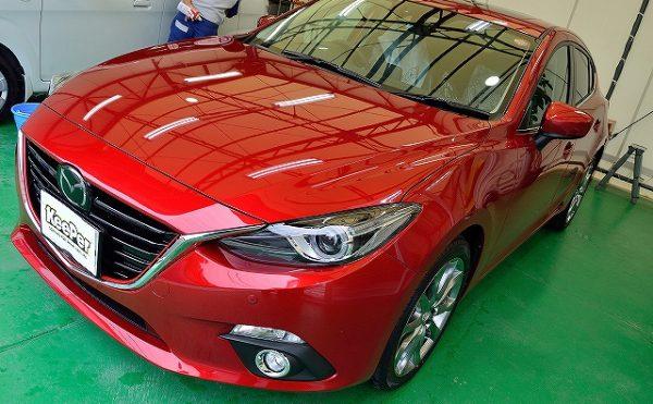 新車アクセラ