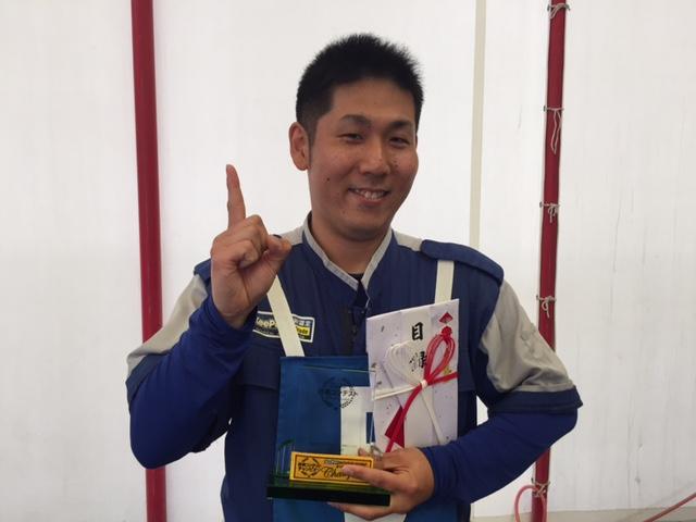 2017キーパー技術コンテスト奈良滋賀優勝