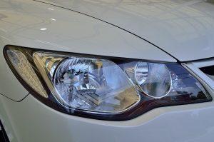 ヘッドライトクリーン&プロテクト
