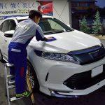 ミネラル取り洗車